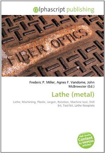 Lathe (metal) (Paperback)