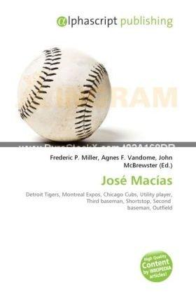 9786131695230: Jose Macias