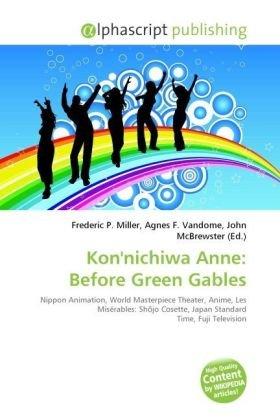 9786131696183: Kon'nichiwa Anne: Before Green Gables