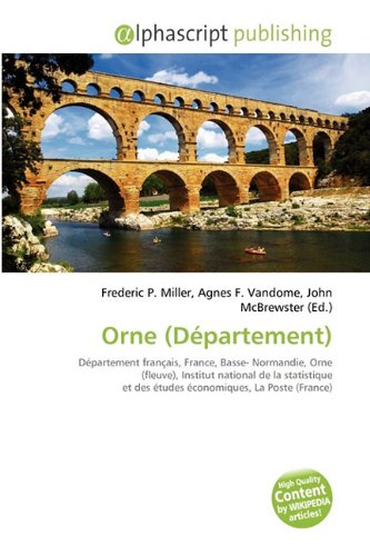 9786131709814: Orne (Département) (French Edition)