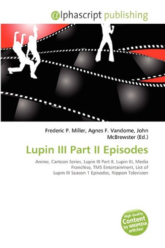 9786131727429: Lupin III Part II Episodes