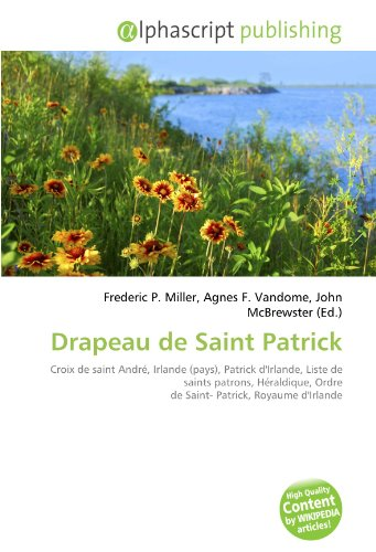 9786131786112: Drapeau de Saint Patrick (French Edition)