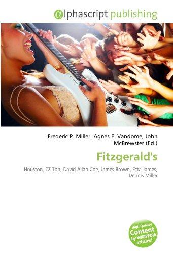 9786131805363: Fitzgerald's