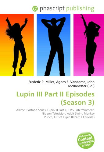 9786131815461: Lupin III Part II Episodes (Season 3)