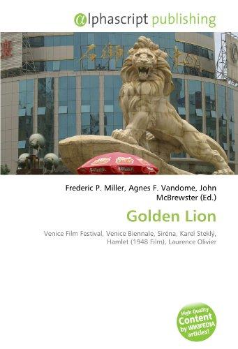 9786131849183: Golden Lion: Venice Film Festival, Venice Biennale, Siréna, Karel Steklý, Hamlet (1948 Film), Laurence Olivier