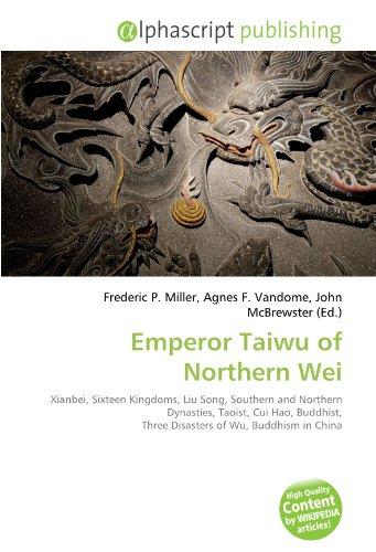 9786131859793: Emperor Taiwu of Northern Wei