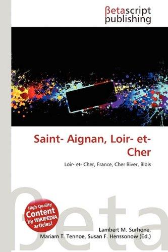 9786131929540: Saint- Aignan, Loir- Et- Cher