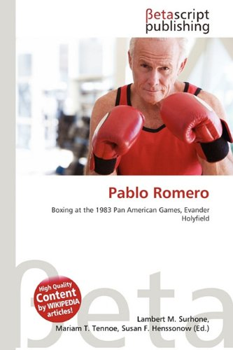 9786131931741: Pablo Romero