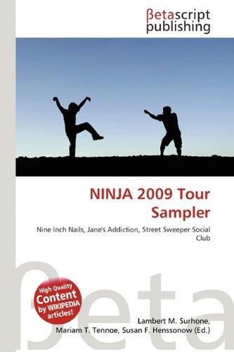 9786131933912: Ninja 2009 Tour Sampler