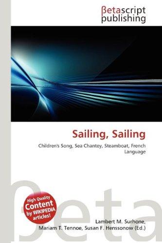 9786131947810: Sailing, Sailing