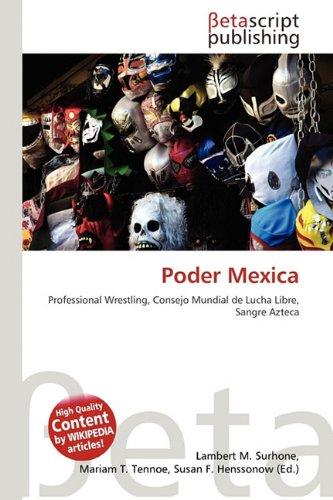 PODER MEXICA: LAMBERT M. TIMPLEDON,