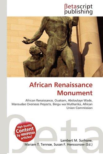 9786132126658: African Renaissance Monument