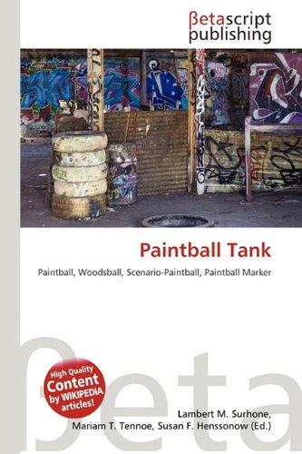 9786132152831: Paintball Tank