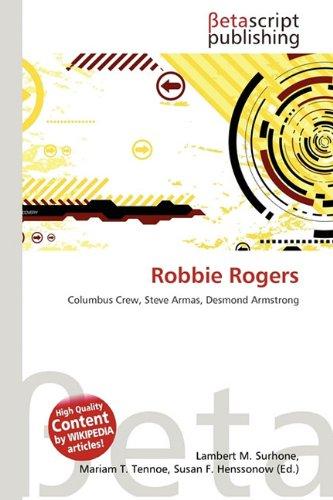 9786132179616: Robbie Rogers