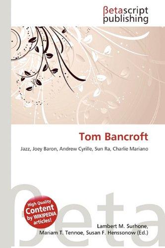 9786132192158: Tom Bancroft