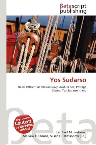 9786132225641: Yos Sudarso