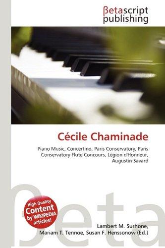 9786132231055: Cecile Chaminade