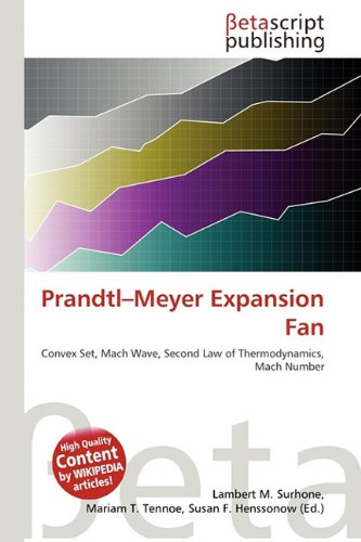 9786132251473: Prandtl-Meyer Expansion Fan