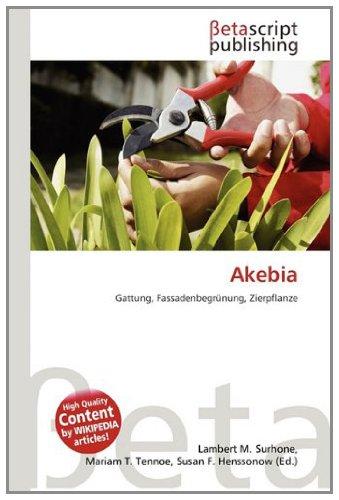 9786132281227: Akebia