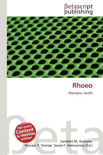 9786132306234: Rhoeo