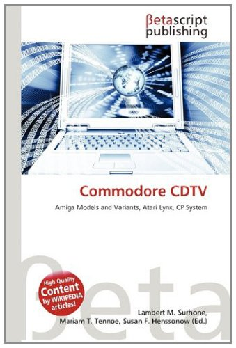 9786132354464: Commodore Cdtv