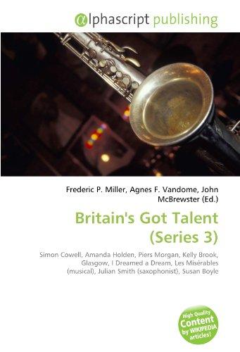 9786132529398: Britain's Got Talent (Series 3)