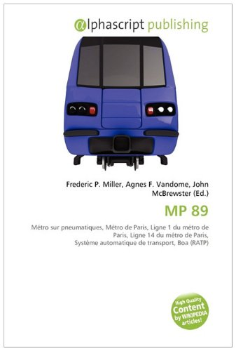9786132541420: MP 89 (French Edition)