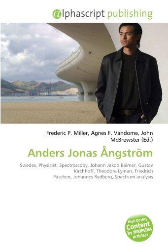 9786132564276: Anders Jonas Ångström