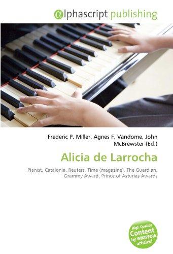 9786132576750: Alicia de Larrocha