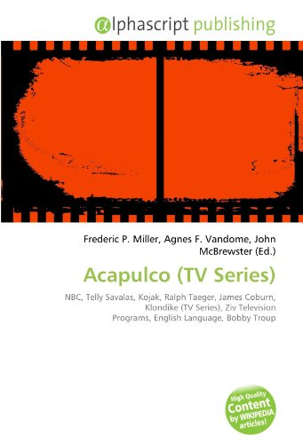 9786132596123: Acapulco (TV Series)