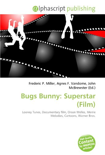 9786132596253: Bugs Bunny: Superstar (Film)