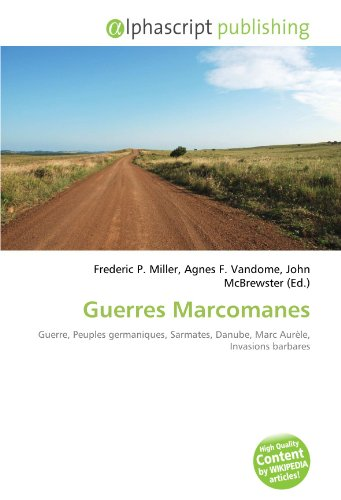 9786132646392: Guerres Marcomanes (French Edition)