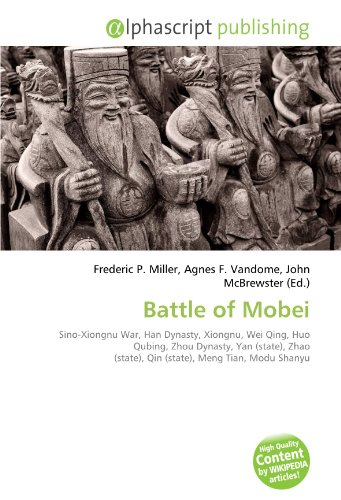 9786132653680: Battle of Mobei