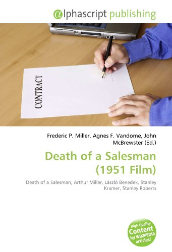 9786132677341: Death of a Salesman (1951 Film)