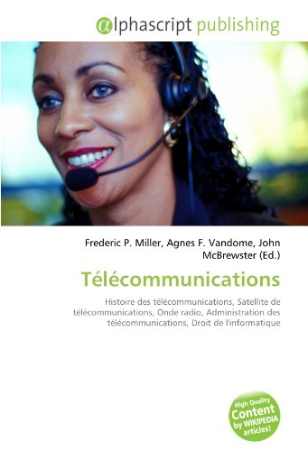 9786132704146: Télécommunications (French Edition)