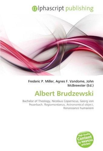 9786132764096: Albert Brudzewski