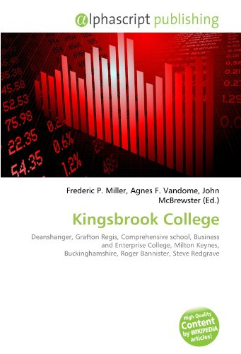 9786132791221: Kingsbrook College