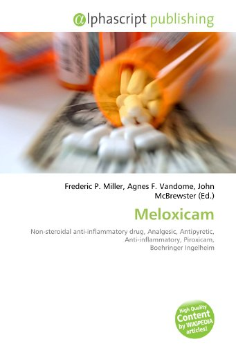 9786132809551: Meloxicam