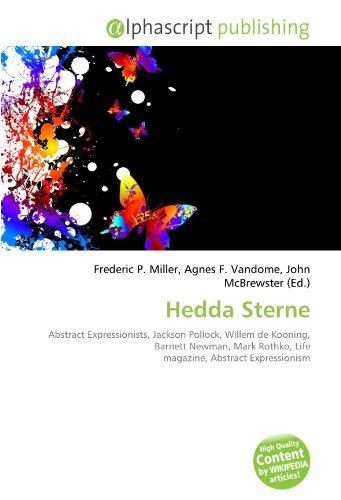 9786132821911: hedda sterne