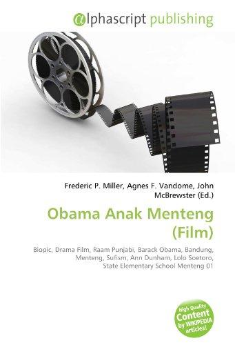 9786132826565: Obama Anak Menteng (Film)