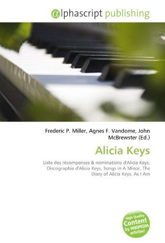 9786132832061: Alicia Keys: Liste des r�compenses