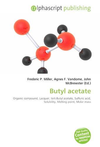 9786132848505: Butyl acetate