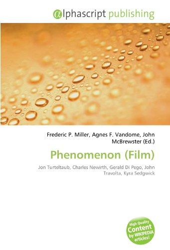 9786132849595: Phenomenon (Film)