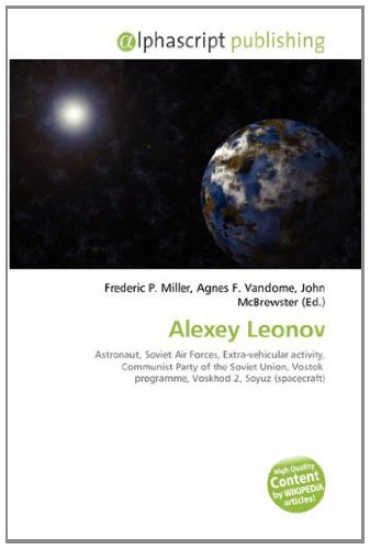 9786132890993: alexey leonov