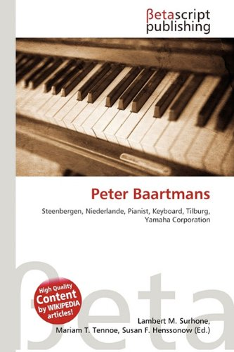 9786133073685: Peter Baartmans