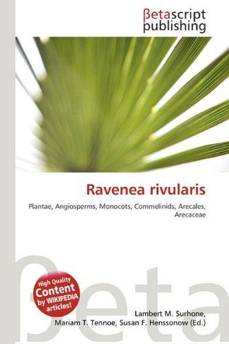 9786133085312: Ravenea Rivularis
