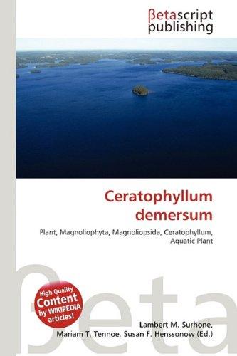 9786133089570: Ceratophyllum Demersum