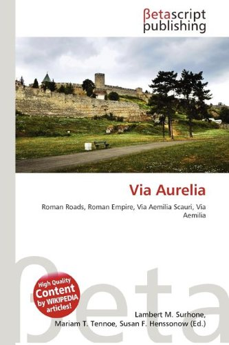 9786133128941: Via Aurelia