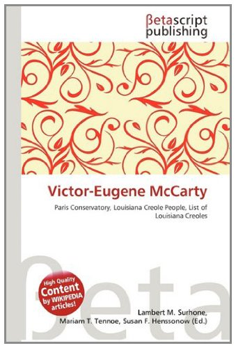 9786133274648: Victor-Eugene McCarty
