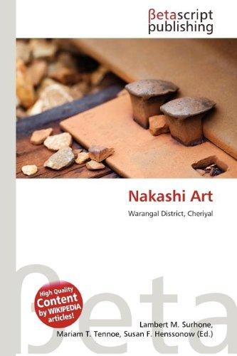 NAKASHI ART: LAMBERT M. TENNOE,